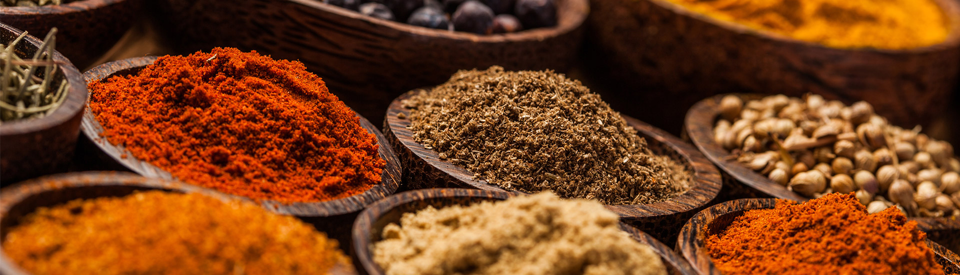 Kryddor i petburk