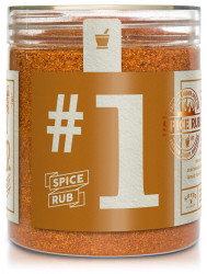 Spice rub honey & ginger. 270 g.