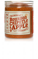 Spice rub No 2 Bourbon, chipotle & apple | 300g