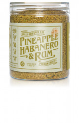 Spice rub No 3 Pineapple, habanero & rum | 300g