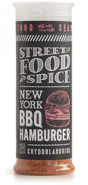 New York BBQ Hamburger